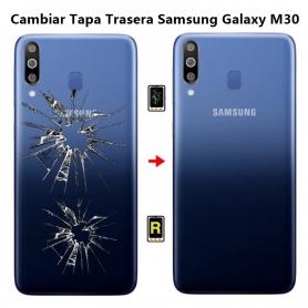 Cambiar Tapa Trasera Samsung Galaxy M30