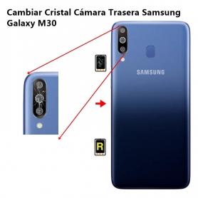 Cambiar Cristal Cámara Trasera Samsung Galaxy M30
