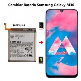 Cambiar Batería Samsung Galaxy M30