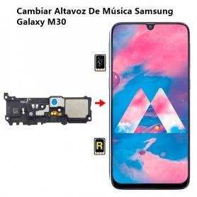 Cambiar Altavoz De Música Samsung Galaxy M30