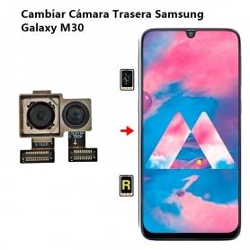Cambiar Cámara Trasera Samsung Galaxy M30