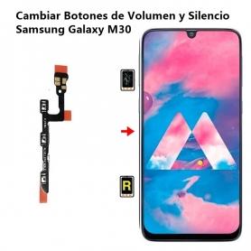 Cambiar Botones de Volumen y Silencio Samsung Galaxy M30