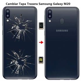 Cambiar Tapa Trasera Samsung Galaxy M20