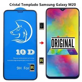 Cristal Templado Samsung Galaxy M20