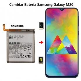 Cambiar Batería Samsung Galaxy M20