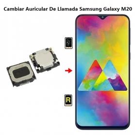 Cambiar Auricular De Llamada Samsung Galaxy M20