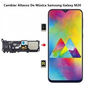 Cambiar Altavoz De Música Samsung Galaxy M20