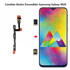 Cambiar Botón Encendido Samsung Galaxy M20