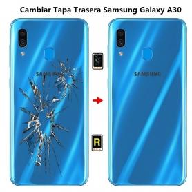 Cambiar Tapa Trasera Samsung Galaxy A30