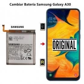 Cambiar Batería Samsung Galaxy A30