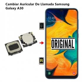 Cambiar Auricular De Llamada Samsung Galaxy A30