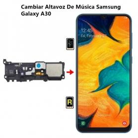 Cambiar Altavoz De Música Samsung Galaxy A30