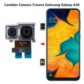 Cambiar Cámara Trasera Samsung Galaxy A30