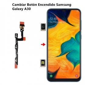 Cambiar Botón Encendido Samsung Galaxy A30