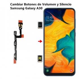 Cambiar Botones de Volumen y Silencio Samsung Galaxy A30