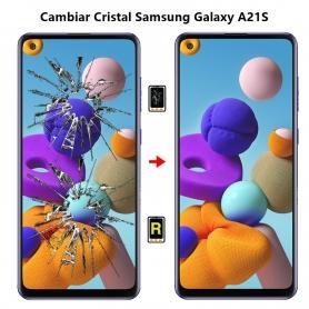 Cambiar Cristal Samsung Galaxy A21S