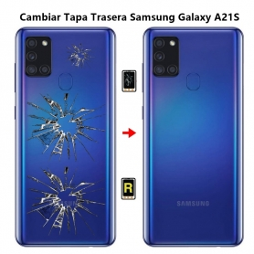 Cambiar Tapa Trasera Samsung Galaxy A21S