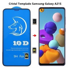 Cristal Templado Samsung Galaxy A21S