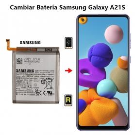 Cambiar Batería Samsung Galaxy A21S