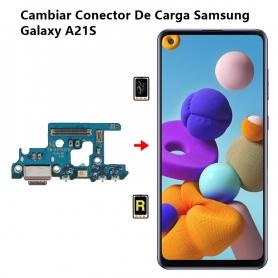 Cambiar Conector De Carga Samsung Galaxy A21S