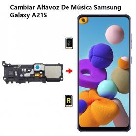 Cambiar Altavoz De Música Samsung Galaxy A21S
