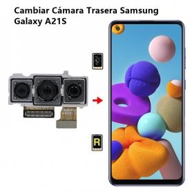 Cambiar Cámara Trasera Samsung Galaxy A21S