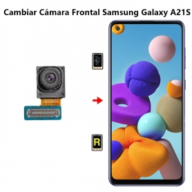 Cambiar Cámara Frontal Samsung Galaxy A21S