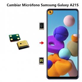 Cambiar Micrófono Samsung Galaxy A21S