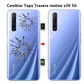 Cambiar Tapa Trasera realme x50 5G