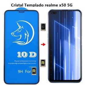 Cristal Templado realme x50 5G