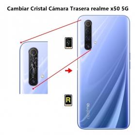 Cambiar Cristal Cámara Trasera realme x50 5G