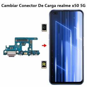 Cambiar Conector De Carga realme x50 5G