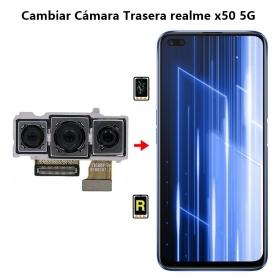 Cambiar Cámara Trasera Realme x50 5G