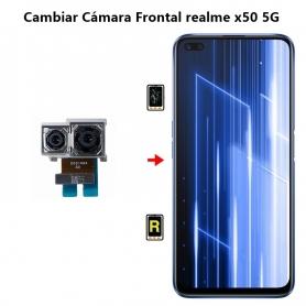 Cambiar Cámara Frontal Realme x50 5G