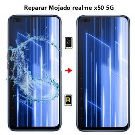 Reparar Mojado Realme x50 5G
