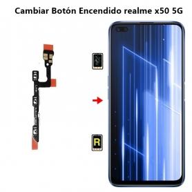 Cambiar Botón Encendido Realme x50 5G