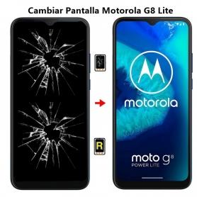 Cambiar Pantalla Motorola G8 Lite