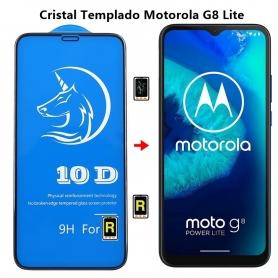 Cristal Templado Motorola G8 Lite