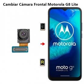 Cambiar Cámara Frontal Motorola G8 Lite