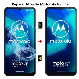 Reparar Mojado Motorola G8 Lite