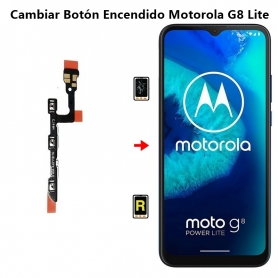 Cambiar Botón Encendido Motorola G8 Lite
