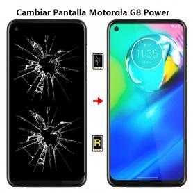Cambiar Pantalla Motorola G8 Power