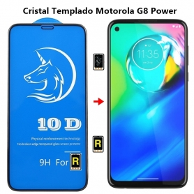 Cristal Templado Motorola G8 Power