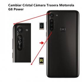 Cambiar Cristal Cámara Trasera Motorola G8 Power