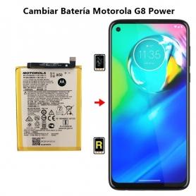Cambiar Batería Motorola G8 Power