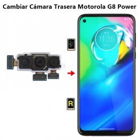 Cambiar Cámara Trasera Motorola G8 Power