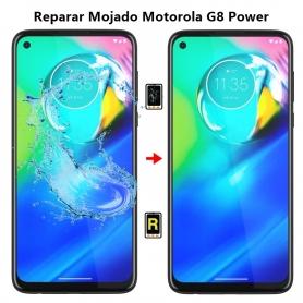 Reparar Mojado Motorola G8 Power