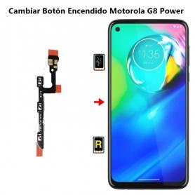 Cambiar Botón Encendido Motorola G8 Power