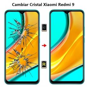 Cambiar Cristal Xiaomi Redmi 9