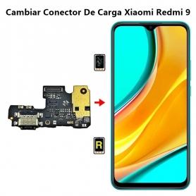 Cambiar Conector De Carga Xiaomi Redmi 9